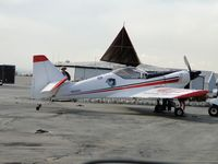 N6660C @ CCB - Tumbling Bear parked north of Maniac Mike's Cafe - by Helicopterfriend