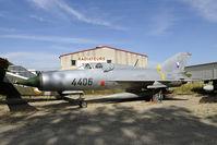 4406 @ LFMO - This Czech AF MiG is preserved in the local museum 'Les Amis de la 5ème Escadre' - by Joop de Groot