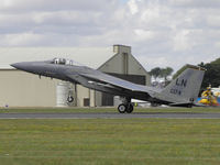 86-0174 @ EGVA - F-15 86-0174 landing after display at RIAT 2010 - by Manxman
