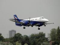 G-MAJT @ EGBB - Eastern Airways J41 leaves BHX - by Manxman
