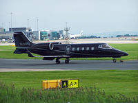 M-AIRS @ EGCC - Learjet 60 M-AIRS - by Manxman