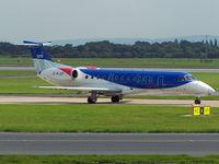 G-RJXP @ EGCC - bmi Regional E135 G-RJXP leaving MAN - by Manxman