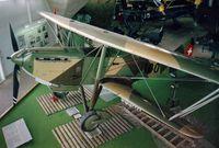 180 - Eidgenössische Konstruktionswerkstätten EKW C-35 at the Fliegermuseum Dübendorf - by Ingo Warnecke