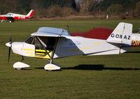 G-OBAZ @ EGLM - Skyranger 912(2) at White Waltham - by moxy