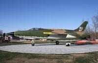 60-0455 - Republic F-105D on display in Dixon, IL