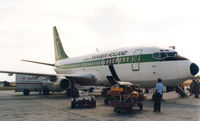 PH-TVD @ AGP - Transavia Holland , Malaga , 1977 - by Henk Geerlings