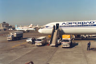 CCCP-86693 @ HND - Aeroflot at Haneda , 1977 - by Henk Geerlings