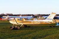 G-DACF @ EGBD - Derby Aero Club - by Chris Hall