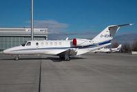 D-IEVB @ LOWW - Cessna 525A Citationjet 2 - by Dietmar Schreiber - VAP