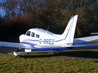 G-RRED @ EGBG - privately owned - by Chris Hall
