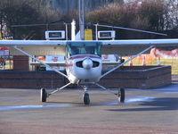 G-LEIC @ EGBG - Leicestershire Aero Club - by Chris Hall