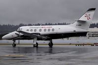 C-GGIA @ KBFI - A rare visitor to BFI was this BAe JS-31 of Integra Air. - by Joe G. Walker