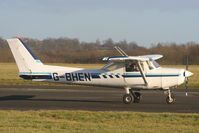 G-BHEN @ EGBG - Leicestershire Aero Club - by Chris Hall