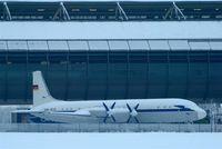DM-STA @ EDDP - Revitalized snow queen - by Holger Zengler
