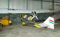 4806 @ LHNY - Nyiregyháza Airport Hungary, hangar - by Attila Groszvald-Groszi