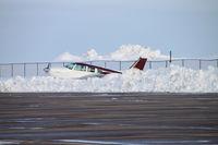 C-GHBU @ CYSU - Taken at Summerside PEI. - by Rob Sowald