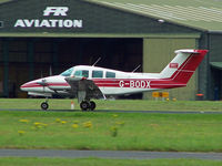 G-BODX @ EGHH - At BOH - by Manxman