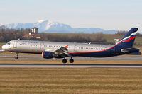 VP-BUM @ VIE - Aeroflot - by Joker767