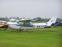 G-BNTP @ EGCB - Cessna 172 G-BNTP - by Manxman