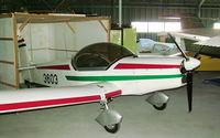 3603 - Szatymaz Airfield - Hungary - by Attila Groszvald-Groszi