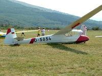 D-5054 @ LHGY - Gyöngyös-Pipishegy Airfield - Hungary - by Attila Groszvald-Groszi