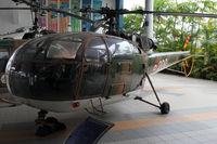 200 @ WSAP - WSAP Republic of Singapore Air Force Museum