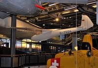 D-7504 - Schleicher ASK 21 at the Deutsche Technikmuseum, Berlin. - by moxy