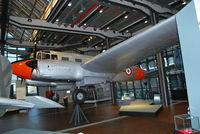 331 - SNCAC NC.702 Martinet, French version of the Siebel Si204D. Powered by two Renault 12S-00 engines rated at 590 hp each. At the Deutsches Technikmuseum, Berlin. Aircraft packed in so tight it's hard to get good pictures. - by moxy