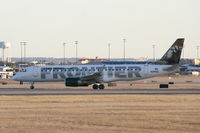 N174HQ @ DFW - Frontier Airlines at DFW Airport - by Zane Adams