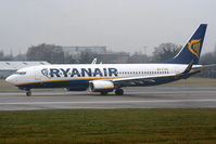 EI-ENE @ EGCC - Ryanair B737 - by Chris Hall