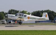 N10MX @ KOSH - AIRVENTURE 2010