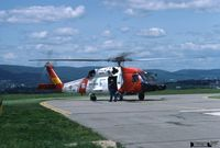 6026 @ KAVP - Preflight checks  HH-60J ex USN contract BuNo.163826 - by John Hevesi