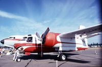 C-GHPJ @ YXX - At the 1996 Abbotsford Air Show - by metricbolt