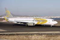 OY-PSA @ GCRR - Primera Air's 2007 BOEING 737-8Q8/W, c/n: 30688 at Lanzarote