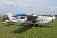 C-GSIN @ KOSH - EAA AirVenture 2010 - by Kreg Anderson
