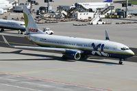 D-AXLI @ EDDF - D-AXLI_ Boeing 737-81Q, - by Jerzy Maciaszek