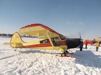 N1365H @ WS17 - ski plane fly-in Oshkosh WI USA - by steveowen