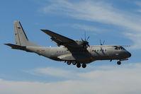 T21-11 @ GCRR - CASA C-295M, c/n: S-033 T.21-11 / 35+49 arriving at Lanzarote