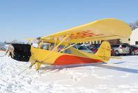 N1358E @ WS17 - Aeronca 7AC - by Mark Pasqualino
