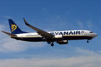 EI-DLJ @ GCRR - Ryanair's 2006 Boeing 737-8AS, c/n: 34177 landing at Lanzarote