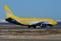 EI-STA @ GCRR - Air Contactor flight into Lanzarote with 1997 Boeing 737-31S, c/n: 29057
