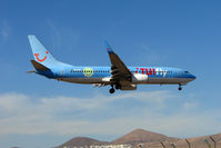 SE-DZK @ GCRR - TUIFLY NORDIC's 2000 Boeing 737-804, c/n: 28231 at Lanzarote