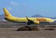 D-AHFP @ GCRR - TUIFLY 2000 Boeing 737-8K5, c/n: 27988