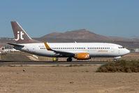 OY-JTD @ GCRR - Jettime 1990 Boeing / The Boeing Company 737-3Y0, c/n: 24678