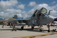 163528 @ STC - Grumman EA-6B ICAP II Prowler, c/n: P-155 - by Timothy Aanerud