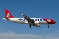 HB-IHX @ GCRR - 1998 Airbus A320-214, c/n: 0942 of Edelweiss