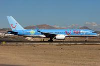 SE-RFO @ GCRR - TUIFLY NORDIC 1993 Boeing 757-28A, c/n: 25623
