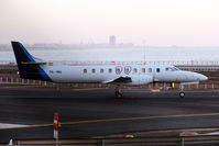 EC-IRS @ GCRR - 1991 Fairchild (swearingen) SA227-BC Metro III, c/n: BC-786B at Lanzarote with early morning Cargo flight