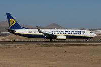 EI-DAM @ GCRR - Ryanair 2003 Boeing 737-8AS, c/n: 33719
