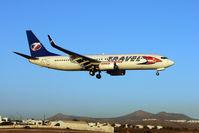 OK-TVO @ GCRR - Travel Service Canaria 2002 BOEING 737-8CX, c/n: 32360